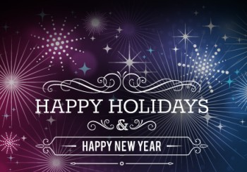 Image result for happy holidays and happy new year images